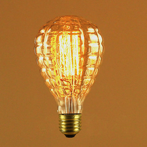 Grenade Shape Edison Lightbulb