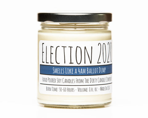 Election 2020 Soy Candle