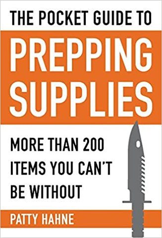 The Pocket Guide to Prepping Book