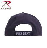 Rothco Fire Dept. Low Profile Hat