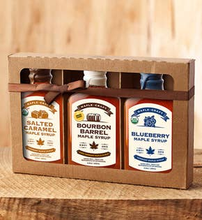 Sampler Pack Maple Syrup