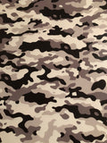 Urban Camo Custom Gift Wrapping Paper