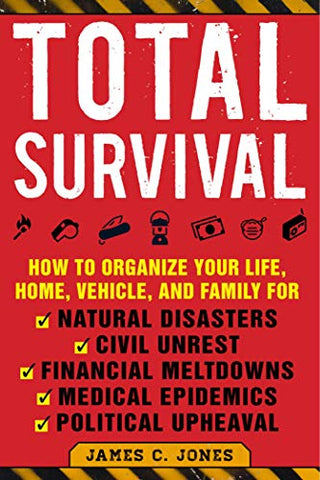 Total Survival Book