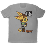 Ratchet & Clank Anniversary Tees