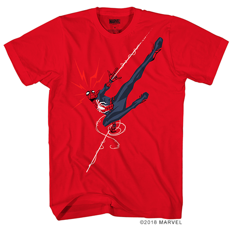 Marvel's Spider-Man E3 2018 TEE