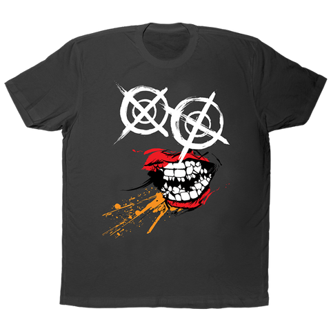 Sunset Overdrive Chemical Smile Tee