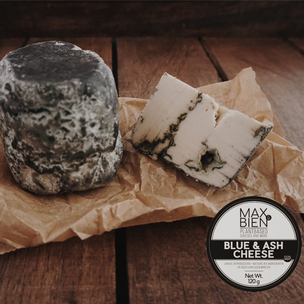 Blue and Ash Vegan Cheese