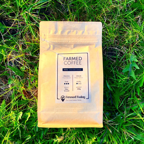 Farmed Coffee - Filter - Ground Coffee