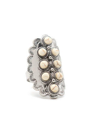 Lucky Patch Ring