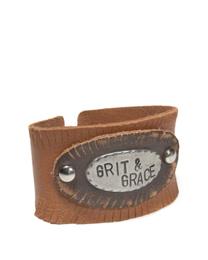 Load image into Gallery viewer, Grit & Grace Cuff