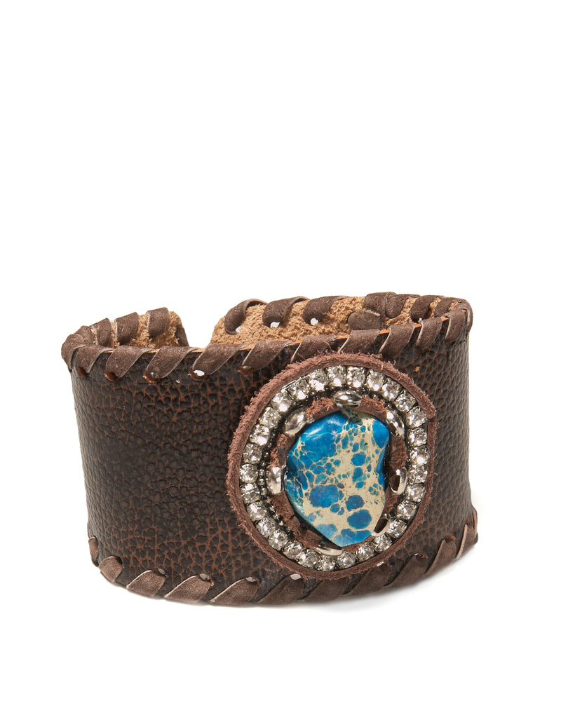 Moonlight Blues Cuff