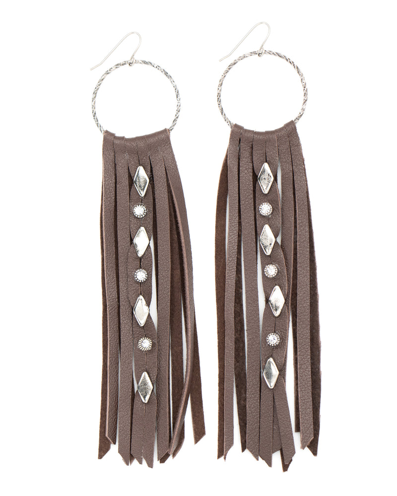 Pathfinder Earrings
