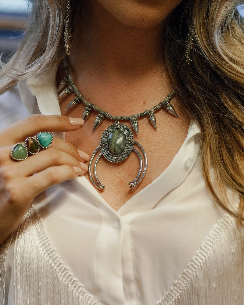 Brilliant Splendor Necklace