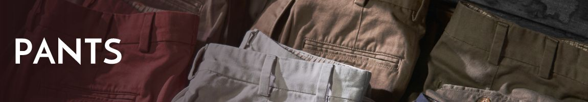 Men's Pants - Bills Khakis, 34 Heritage, Ledbury, Ballin, 6 East