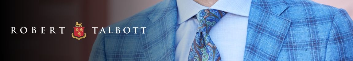 Robert Talbott Ties, Sport Shirts, Dress Shirts, Sweaters at J. Men's Clothing