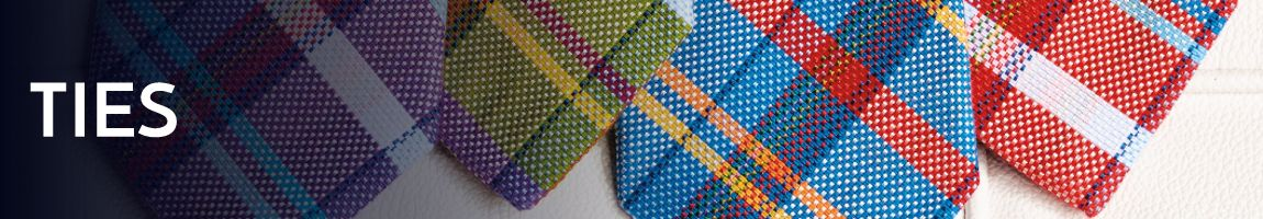 Ties - Robert Talbott and Dion Neckwear - J. Men's Clothing