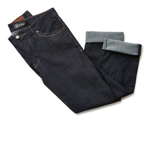 Courage Straight Leg Jean in Rinse Vintage by 34 Heritage