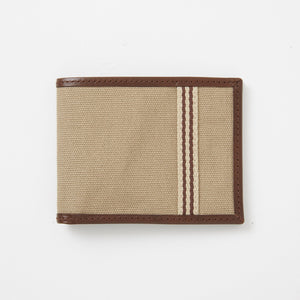 Billfold Wallet in Desert by Baekgaard