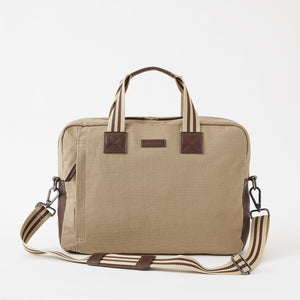 Sloan Attaché in Desert Canvas by Baekgaard
