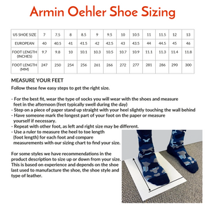 Durham Split Toe Derby Shoe in Charcoal Black by Armin Oehler