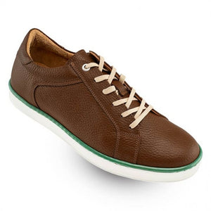 Fairway Casual Golf Sneaker in Briar by T.B. Phelps