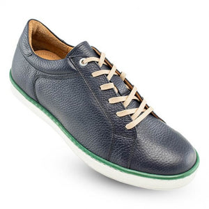 Fairway Casual Golf Sneaker in Navy by T.B. Phelps