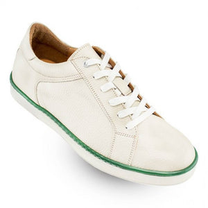 Fairway Casual Golf Sneaker in White by T.B. Phelps