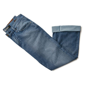 Courage Straight Leg Jean in Light Indigo Sporty by 34 Heritage