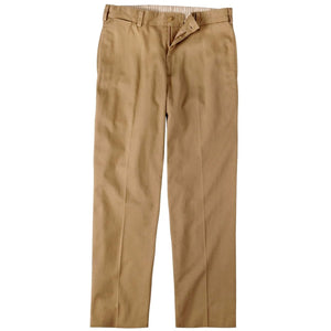 M2 Classic Fit Heritage Wash Vintage Twills in British Khaki by Bills Khakis