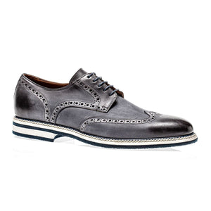 Berlina Wingtip in Anthracite by Jose Real