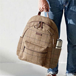 Clark Tweed Backpack by Baekgaard