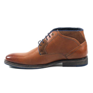 Air Wing Chukka Boot in Tan Leather by Testosterone Shoes