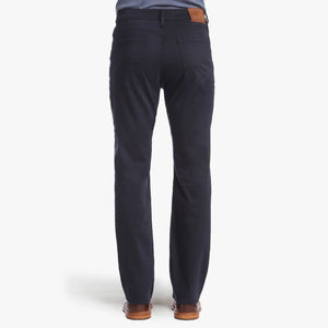 Charisma Relaxed Straight Pant in Navy Twill by 34 Heritage