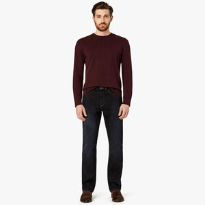 Charisma Relaxed Straight Jeans In Midnight Austin by 34 Heritage
