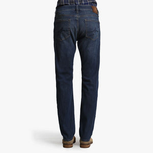 Courage Straight Leg Jean in Mid Vintage by 34 Heritage