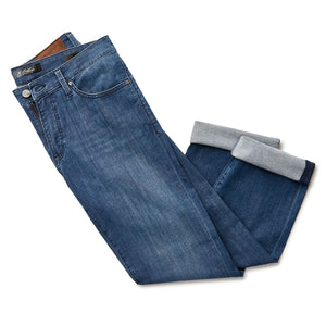 Courage Straight Leg Jeans In Mid Kona by 34 Heritage