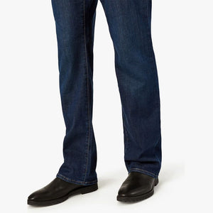 Charisma Relaxed Straight Jeans in Dark Cashmere by 34 Heritage