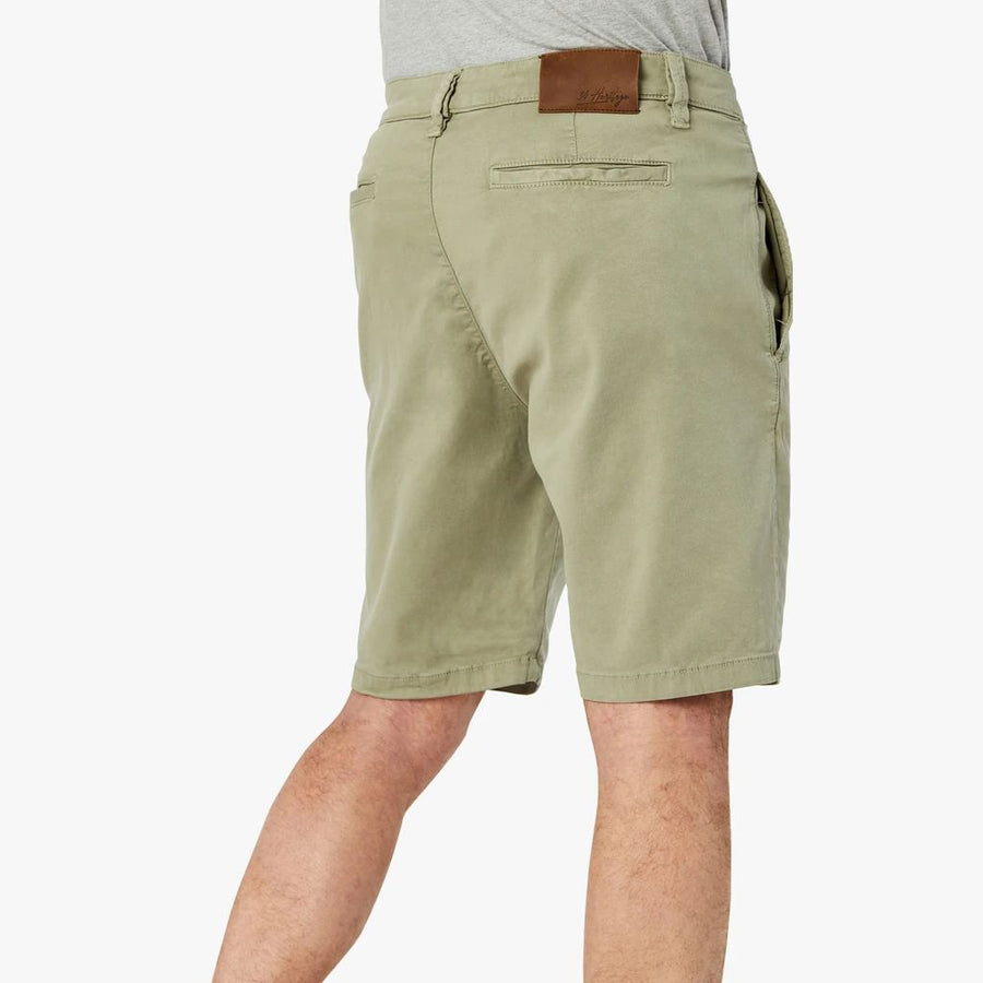 Nevada Shorts in Sage Soft Touch by 34 Heritage