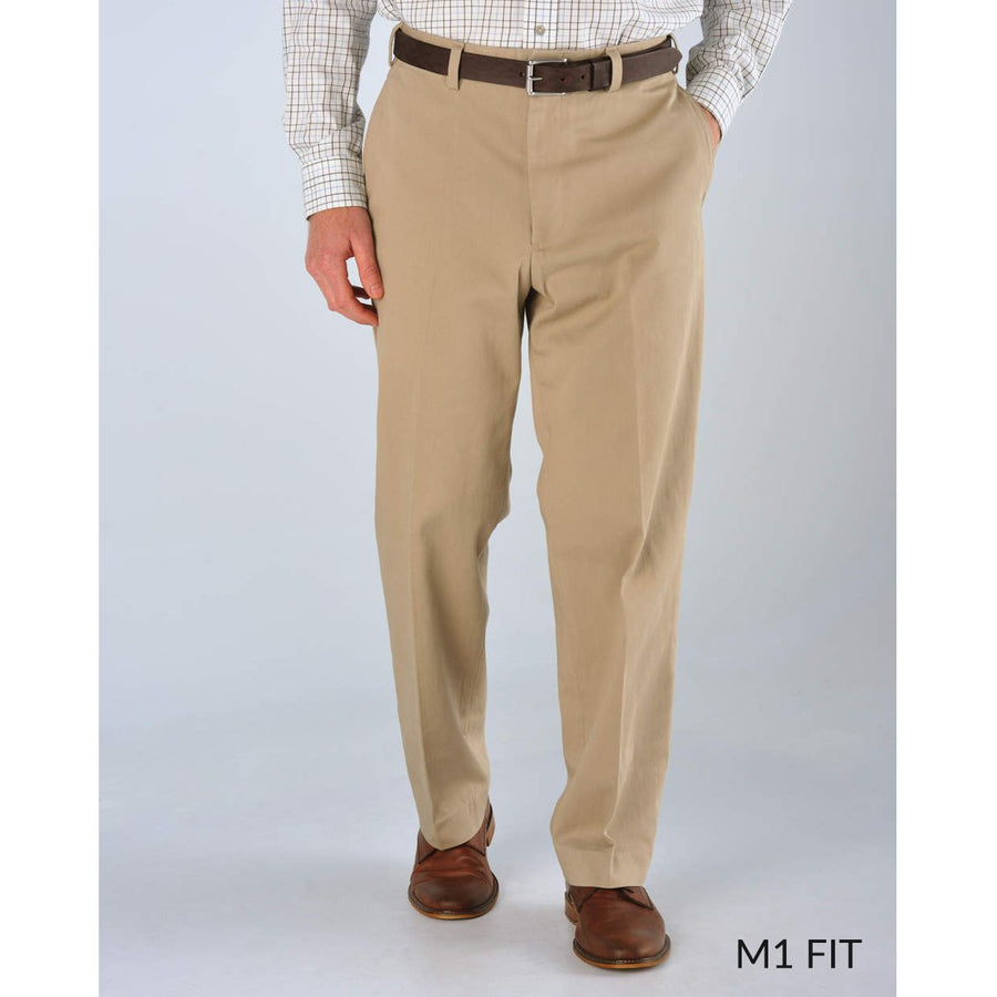 M1 Relaxed Fit Original Twills in Cement by Bills Khakis