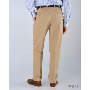 M2 Classic Fit Original Twills in Cement by Bills Khakis