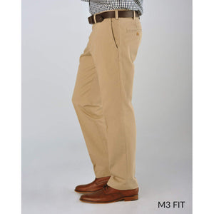M3 Straight Fit Vintage Twills in Stone by Bills Khakis