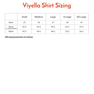Pale Blue Oversize Check Short Sleeve Cotton Wrinkle-Free Sport Shirt by Viyella