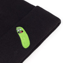 Load image into Gallery viewer, Pickle Rick Beanie