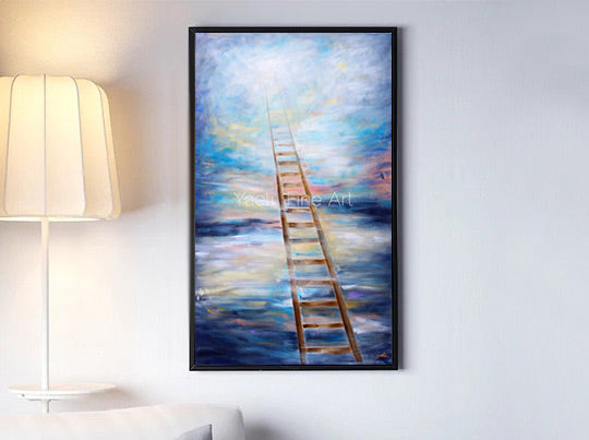 Yaakov's Ladder (SOLD)