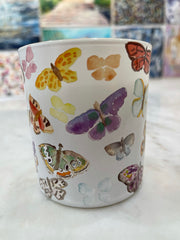 Limited edition. Butterfly Scented Candle