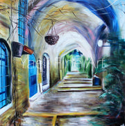 Alleyway in the Old City (SOLD)