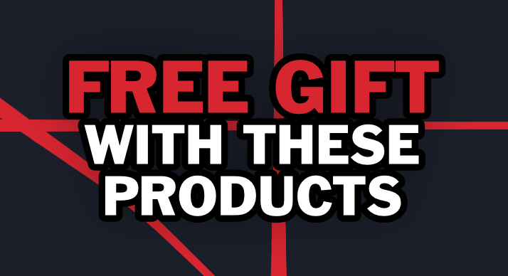 FREE Gift With These Products!