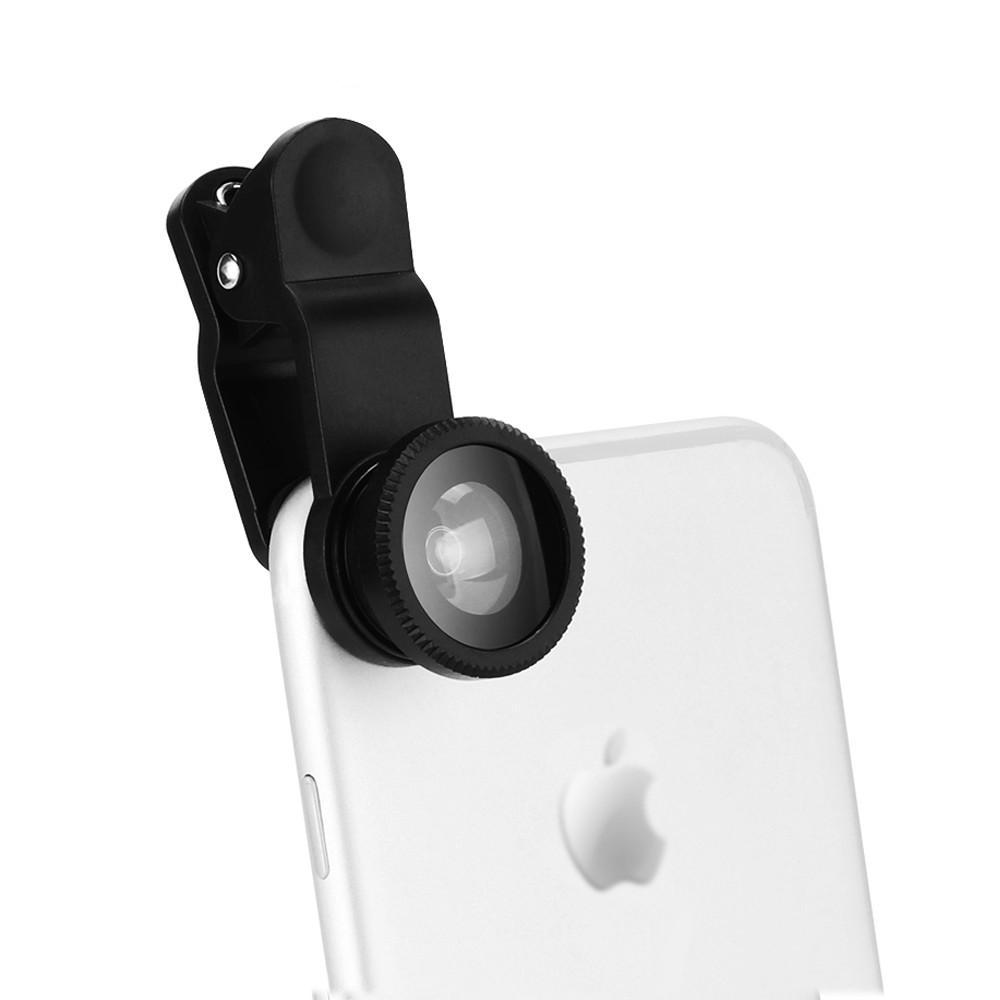 Universal 3 in 1 Clip on Phone Lens - Veerve