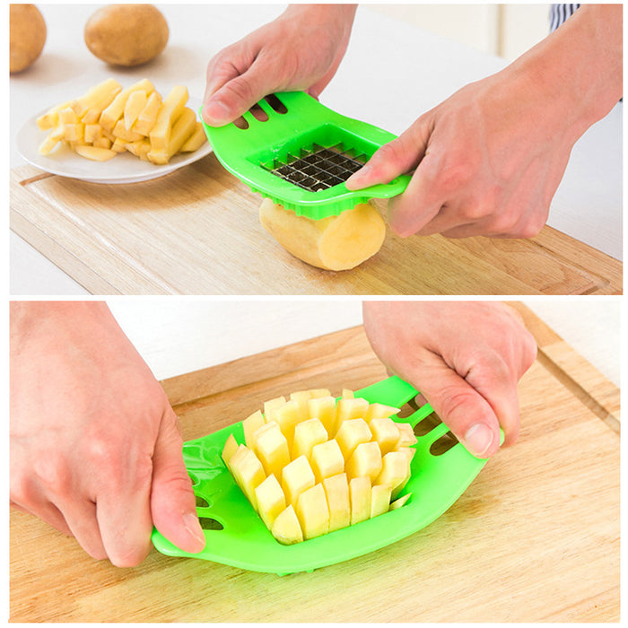 Stainless Steel French Fry Cutter - Veerve