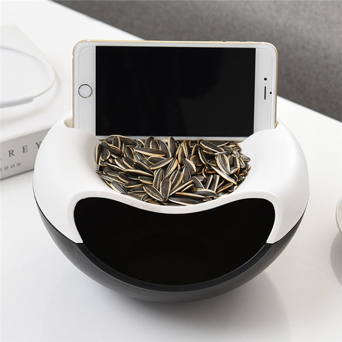 Dual-Layer Snack Box Phone Holder - Veerve